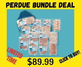 perdue bundle deal promo