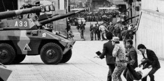 Retoma Palacio de Justicia - Foto AFP