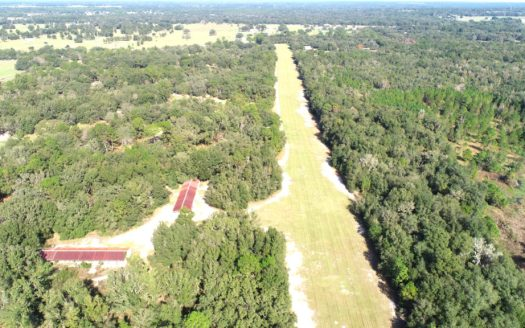 A Rare Find -FFA Approved Airstrip - For Sale or Rent