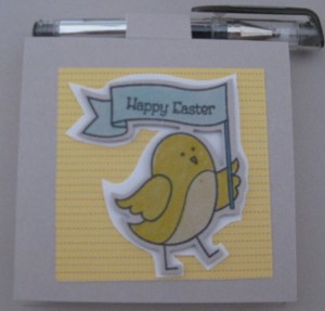 sping critter happy easter