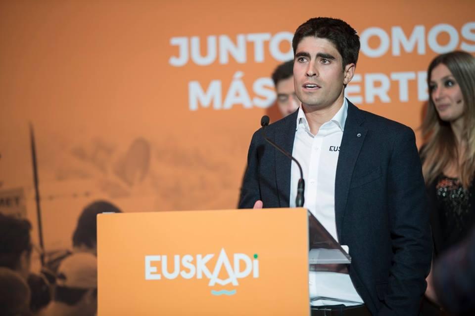 Mikel Landa Fundación Euskadi JoanSeguidor