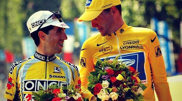 Tour de Francia - Joseba Beloki JoanSeguidor