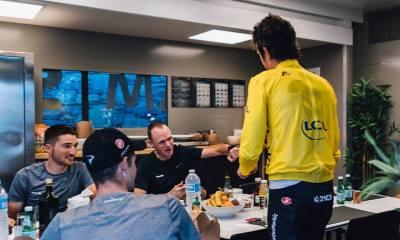 Team Sky- Tour Geraint y Froome JoanSeguidor