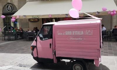 Giro de Italia Como helados JoanSeguidor