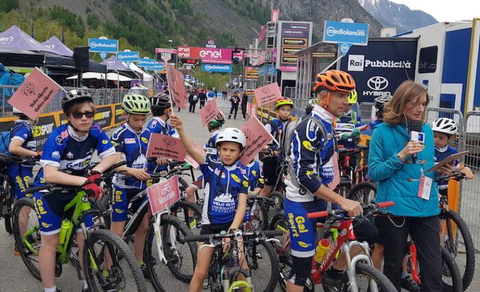 Giro de Italia meta Courmayeur JoanSeguidor