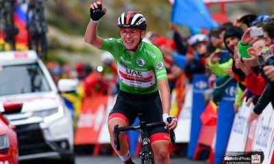 Generacion ciclista Tadeg Pogacar JoanSeguidor