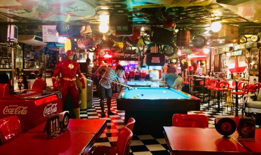 Filling Station: A Retro Dining Experience