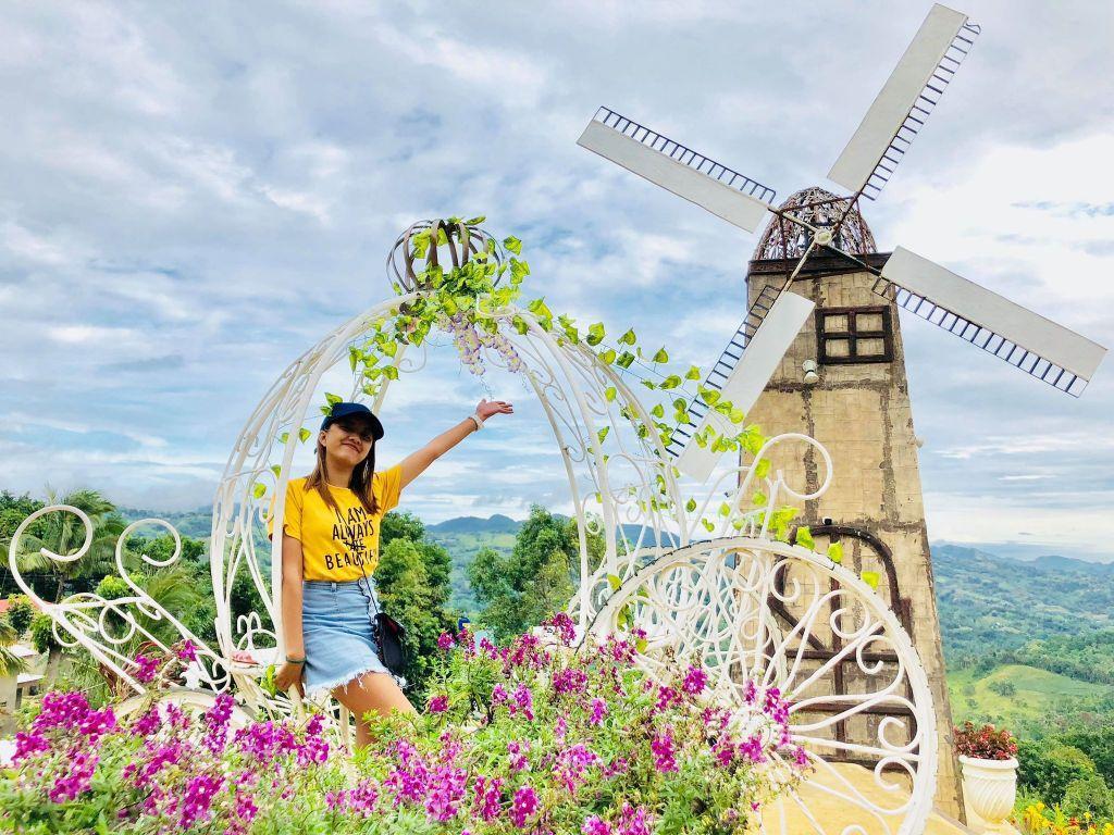 sirao flower garden North Cebu