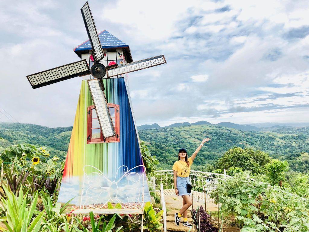 North Cebu sirao garden