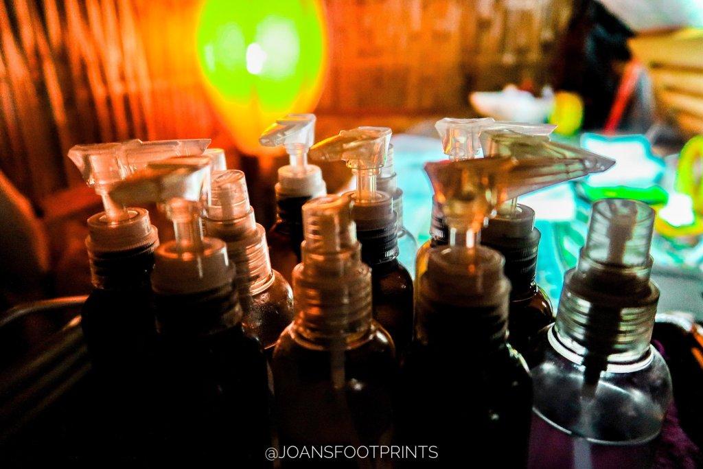 oils used