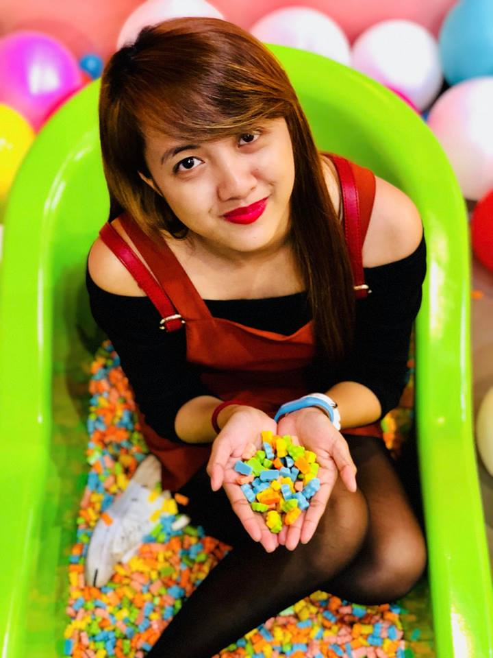 Gummy bears room Dessert Museum