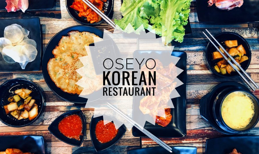 Oseyo Korean Restaurant: Best Samgyeopsal in Dagupan City