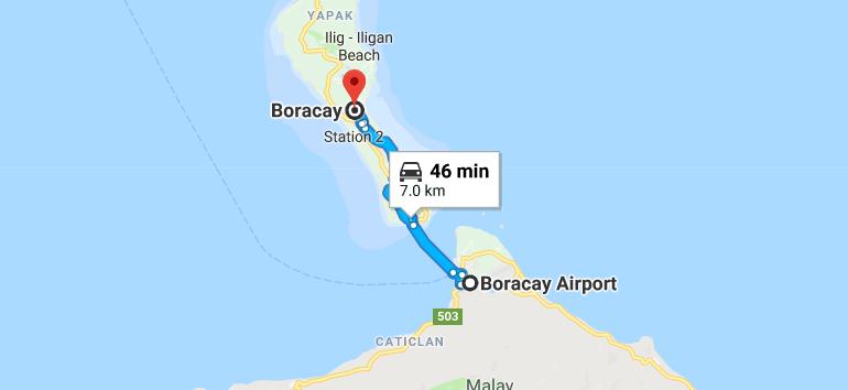 caticlan to boracay island