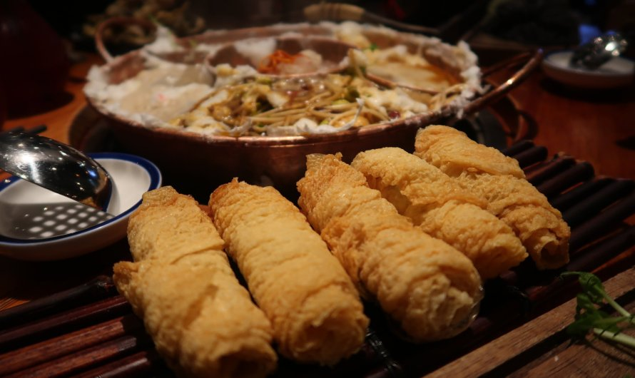 The Best Chinese Restaurant in Hong Kong – The Drunken Pot at Causeway Bay
