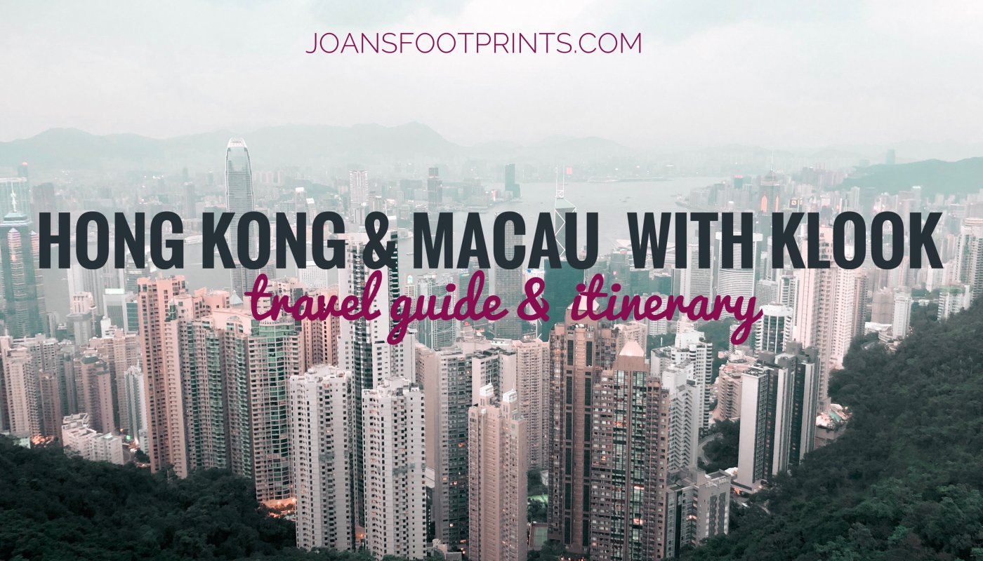 hong kong and macau diy
