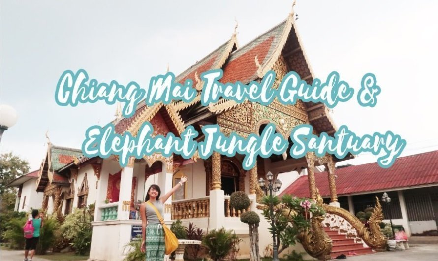 Chiang Mai Travel Guide + Elephant Jungle Sanctuary (Doing it the DIY way)