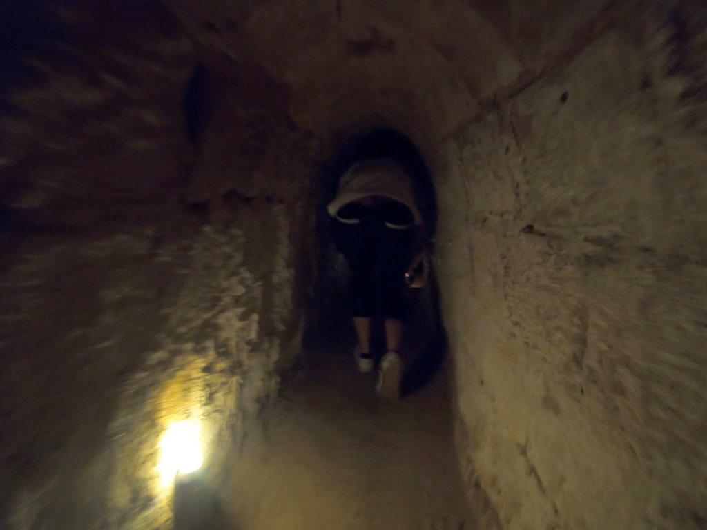 Cu Chi Tunnels DIY