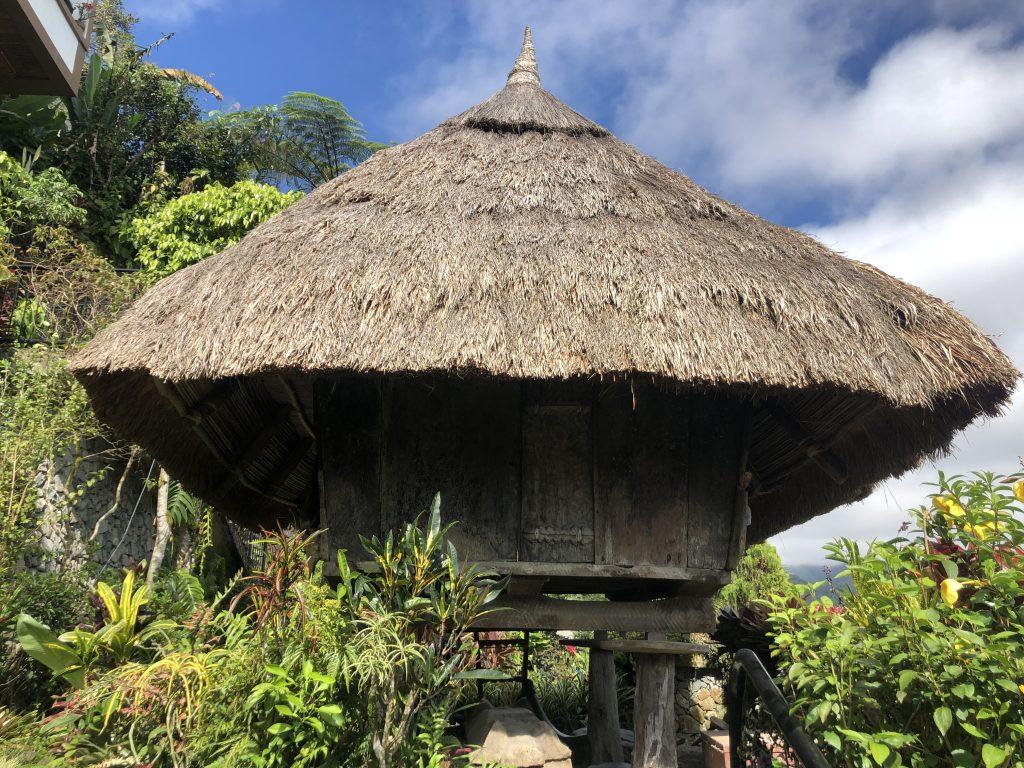 NATIVE IFUGAO HOUSE