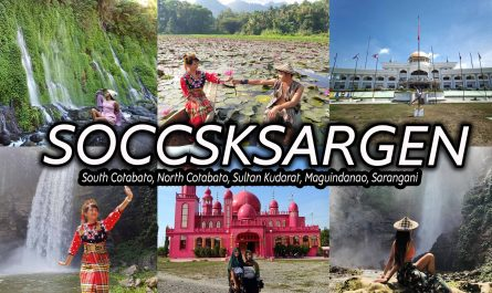 SOCCSKSARGEN DIY Travel Guide