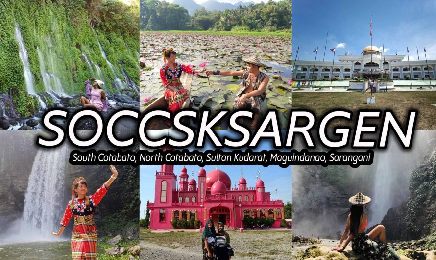 SOCCSKSARGEN DIY Travel Guide 2020: A PHP 5,254.00 Budget & Itinerary