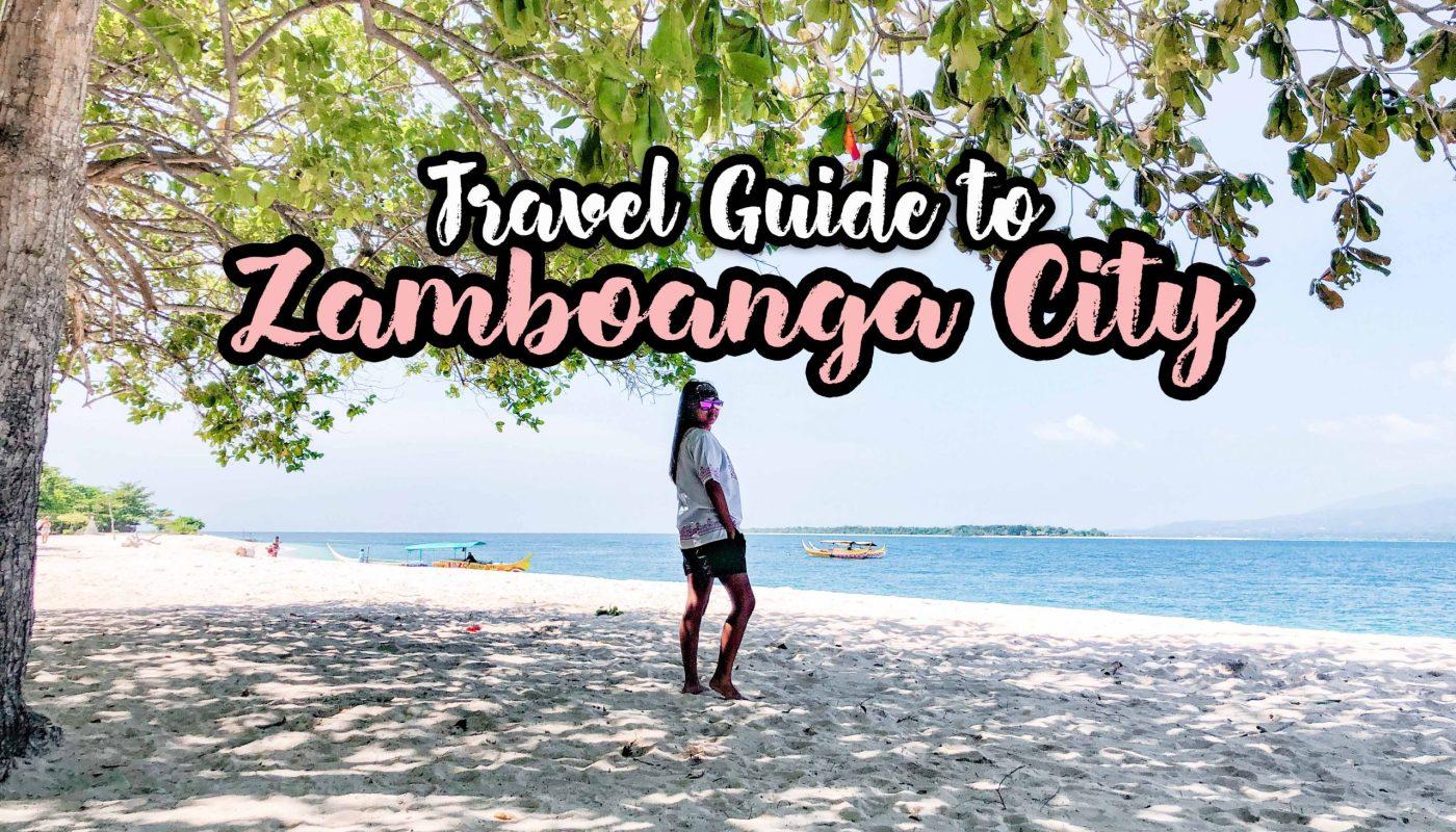 Zamboanga DIY Travel Guide