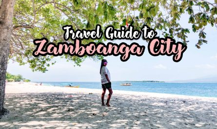 Zamboanga DIY Travel Guide
