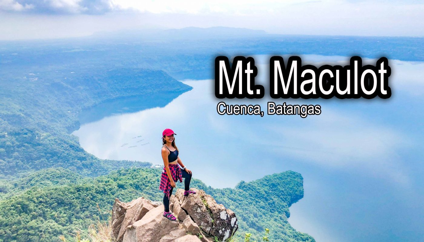 Mt Maculot in Batangas