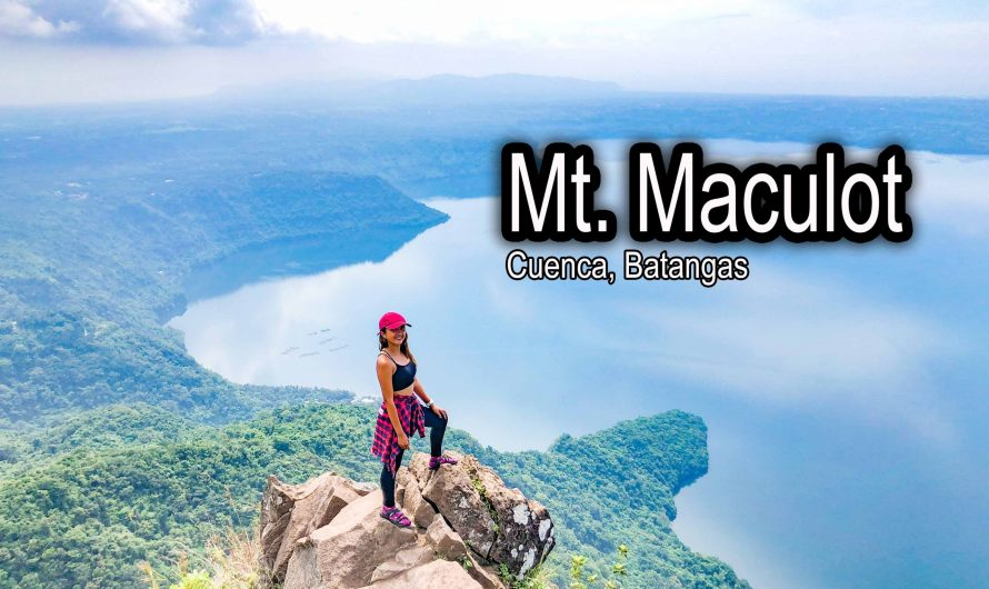 First-timers Guide to Mt Maculot in Batangas (Itinerary & Budget)