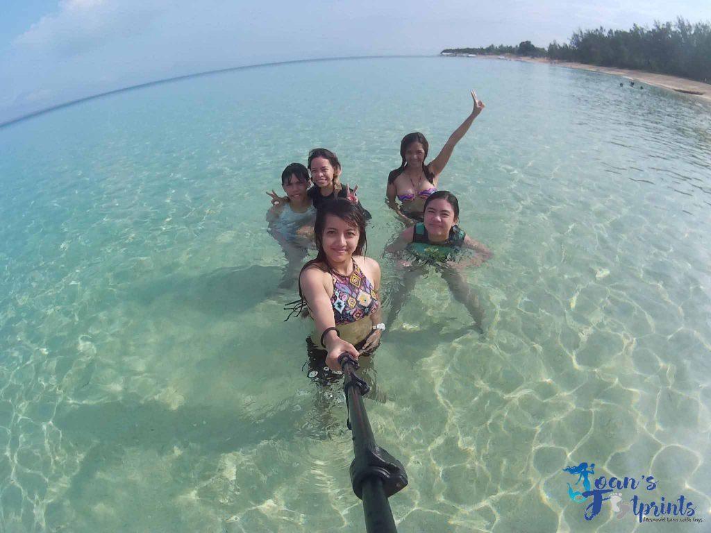 jomalig island water
