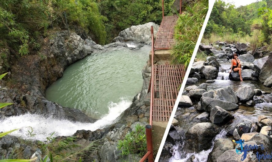 2020 Travel Guide To Mapita Falls in Aguilar Pangasinan
