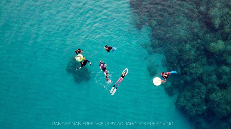 pangasinan freediving