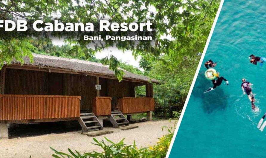 FDB Cabana Resort: A Freediving Resort in Pangasinan