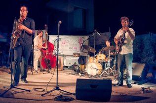 Itai Weissman Quartet - IV Jazz By The Pool - Montegrotto Terme, Padova (Italy) 13.07.12