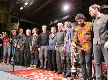 Hommage to Horacio Fumero - Nova Jazz Cava, Terrassa (Catalonia) 22.03.13