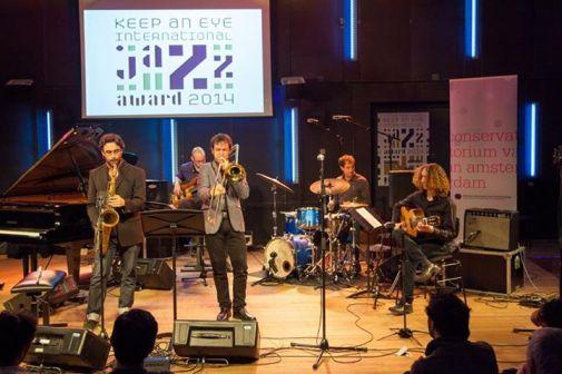 Pablo Martínez Flamenco-Jazz Band - Blue Note, Amsterdam (Netherlands) 10.03.13
