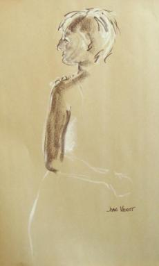 Teacher Warm-Up Sketch