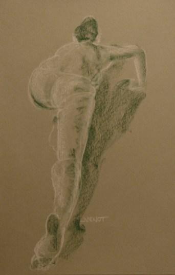 2011-0202 Long leg, facing away