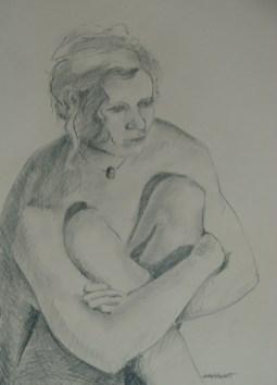 2011-1116 Sitting hugging knees