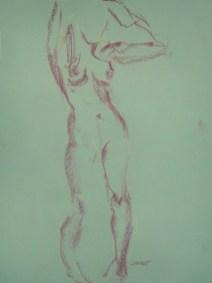 2012-0201 Standing Gesture