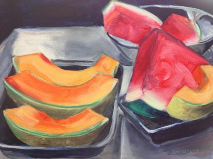 2012-0908 Melons