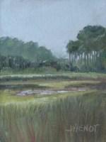 2014-0507 Color sketch for Marsh