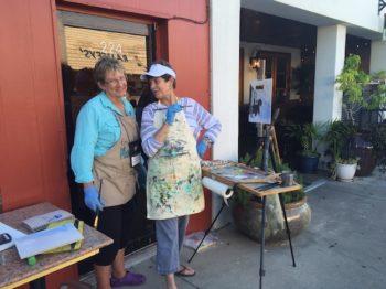 Mentoring Linda Quinlan