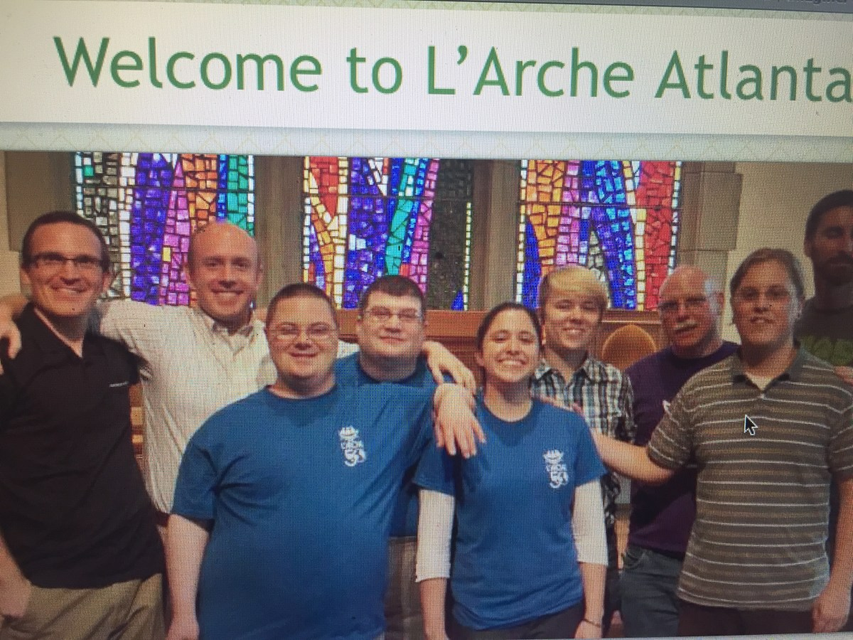 A L'Arche Community A Community Of Pure Love