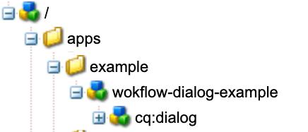 dialog tree