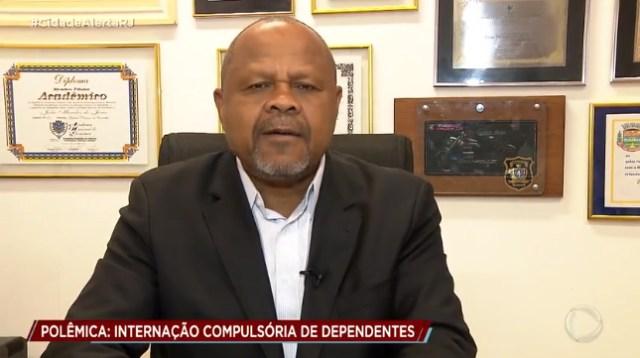 Portal R7 – Secretário João Mendes de Jesus No Balanço Geral
