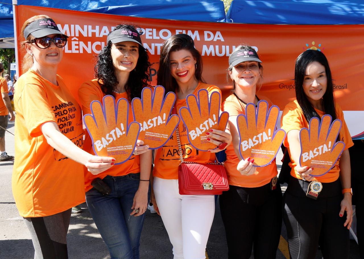 Políticas para a Mulher na Caminhada de Combate à violência