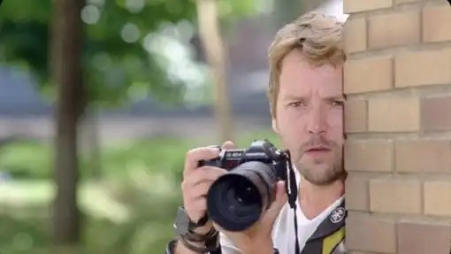 """Fotografias """"Fora de Cena"""""""
