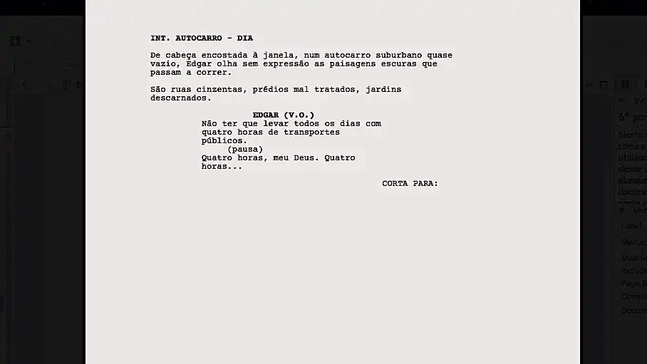 Introdução ao Scrivener - 6ª parte