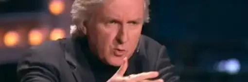 James Cameron fala no TED