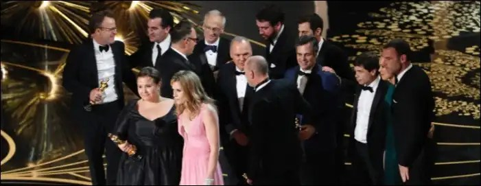 Estude os guiões vencedores dos Óscares